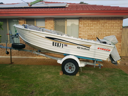 Stacer Dingy 4.2m