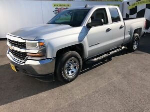 2016 Chevrolet Silverado 1500 Crew Cab, Back Up Camera, Work Tru