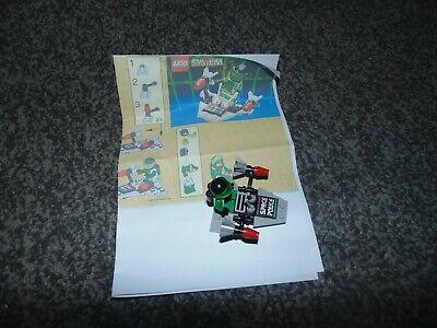 LEGO Sets **Vintage** - 3015 - Space Police Car (1999) Lego Space Police
