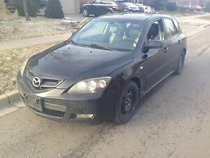 2007 Mazda3. Safety. Etested. NO Rust. Loaded.