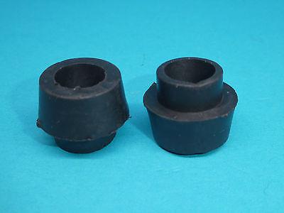 Zündapp OVP Gummi Verkleidung Blinker 2 Stück Haltegummi Frontmaske 530-16.120