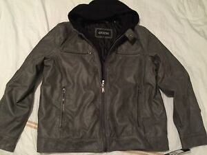 Brand new men's guess jacket