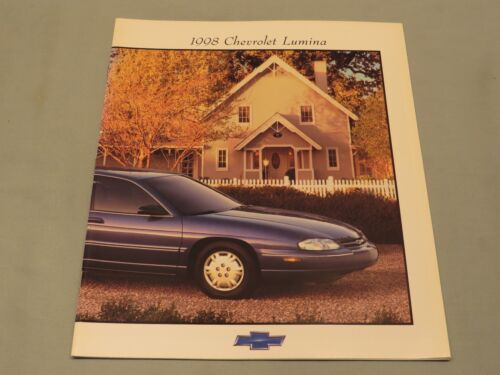Original 1998 Chevrolet Lumina Dealer Brochure