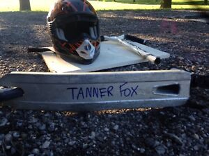 Tanner fox old scooter