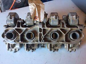 1978 Kawasaki KZ650 Bank of Carbs Carburetors
