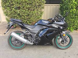 2008 Kawasaki Ninja 250R EX250J Learner Approved Bike 14145km