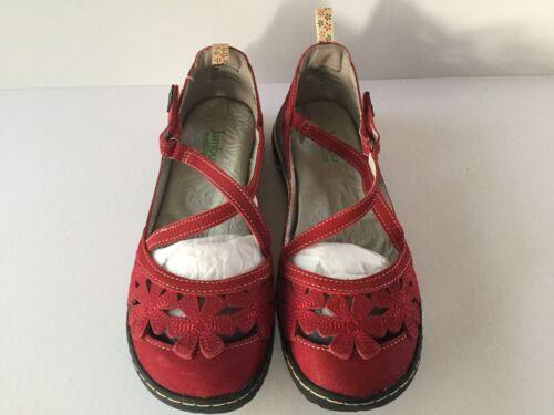 Women's Jambu 'Blossom' Sneaker, Size 6 M - Red