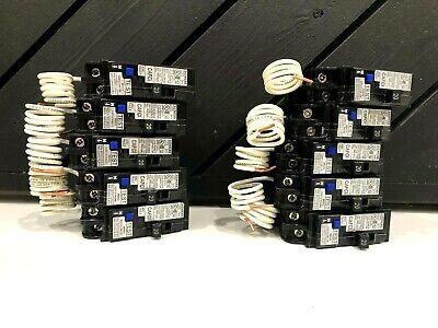 Lot Of 10 Arc Fault Circuit Breaker Siemens 20 A Qa120afc