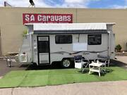 2010 COROMAL MAGNUM 547 POP TOP with SHOWER/TOILET Klemzig Port Adelaide Area Preview