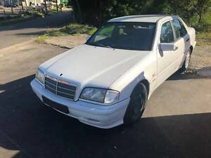 MERCEDES BENZ C CLASS C180 C200 W202 WRECKING 4 PARTS ONLY Northmead Parramatta Area Preview