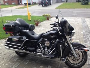 Harley Davidson Ultra Classic Fully Loaded 2013