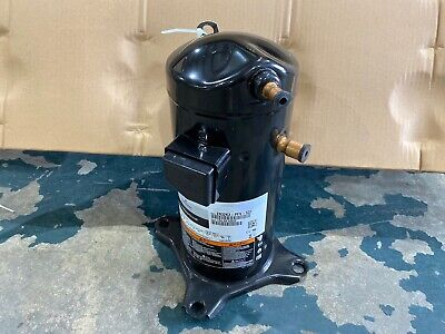 Emerson Copeland Scroll Compressor For Chiller Zr32k3-pfv-522 New