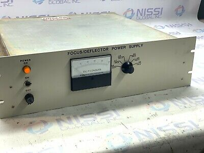 Glassman Focus Deflector Power Supply Pska-hp996
