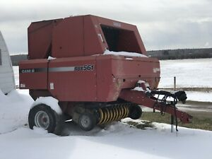RBX561 Baler | Farming Equipment | St  Albert | Kijiji