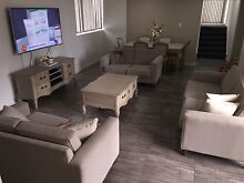 As new classy French provincial furniture from- 12 piece living area Canterbury Canterbury Area Preview