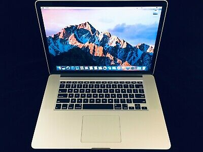 "Macbook Pro Retina 15"" (Late 2013) i7 2.6GHz - 16GB- 512SSD - C Grade - Warranty"