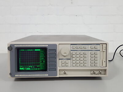 Stanford Research Systems Srs Model Sr760 Fft Spectrum Analyzer Lab