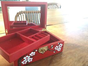 Chinese jewellery box Blackmans Bay Kingborough Area Preview