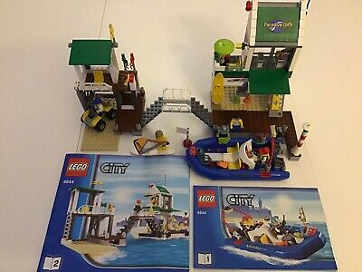 Lego City 4644 Marina