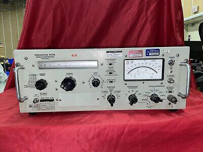 Radiometer Type Afm 2 Modulation Meter Modulationsmesser Afm2