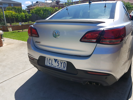 Holden Ssv Redline 2014 Auto
