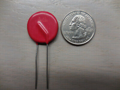 HARRIS Metal Oxide Varistor MOV 320V 345J Disc 20mm  **NEW**  Qty.3