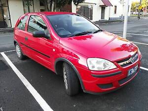 2005 Holden Barina Hatchback North Melbourne Melbourne City Preview