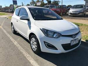 2012 Hyundai i20 Active Hatchback Shepparton Shepparton City Preview