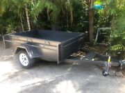 8 x5 trailer Gray Palmerston Area Preview