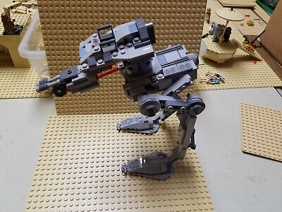 LEGO Star Wars First Order AT-ST 75201 walker only with instructions