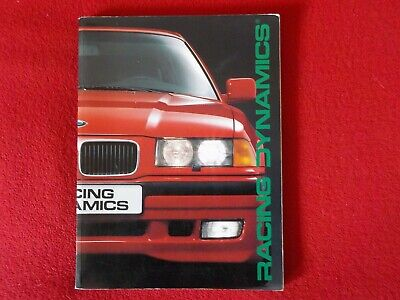 BMW RACING DYNAMICS 1992 Catalog of Performance Parts Wheels and Accessories