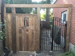 Professional Deck and Fence Installation