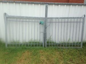 Galvanised steel gates Little Bay Eastern Suburbs Preview