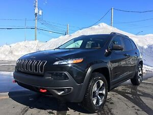 2014 Jeep Cherokee, Trailhawk