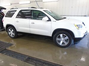 2012 GMC Acadia SLT AWD, Leather, USB, Bluetooth