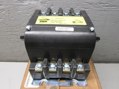 P&H 479U187D11 Magnetic Contactor Size 1