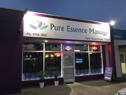 Pure Essence Massage Cannington