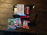 Wii U system with lots of extras