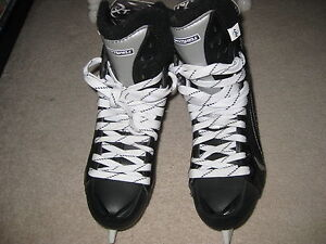 WINNWELL HOCKEY SKATES SIZE 10-10.5