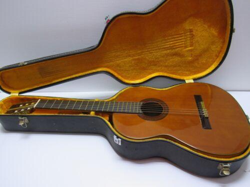 GARCIA Classical Guitar Grade 3  1970 with Case