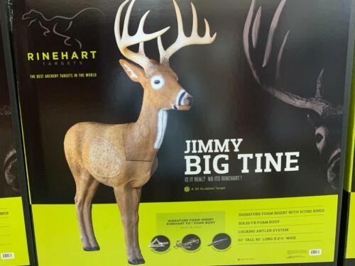 Rhinehart Jimmy Big Tine 3D Target