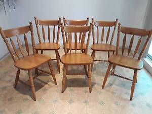 Kitchen/Dining Chairs Duncraig Joondalup Area Preview