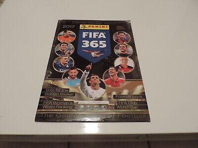 Usado, album panini  FIFA 365 2017 non complet comprar usado  Enviando para Brazil