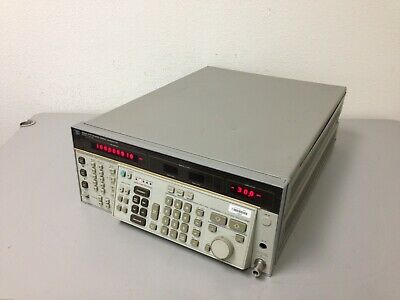 Agilent 8663a Synthesized Signal Generator