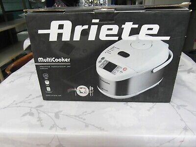 ARIETE ROBOT MULTICOOKER - 900W 5L CERAM.ANTIAD.