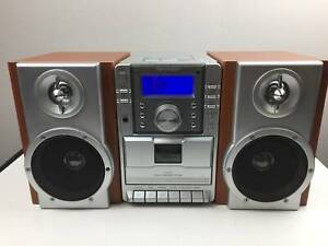 Sharp Micro System - CD - Radio - Stereo - Tape not working -