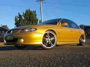 02 VX SS commodore series II 5.7 LS1 11 months rego Port Macquarie Port Macquarie City Preview
