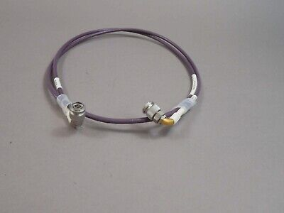 Gore-tex Precision 90 Tnc 90 Tnc Cable 57.3 Mm Aerospace Microwave Coaxial