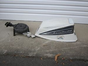 motor cover pull starter and prop Caringbah Sutherland Area Preview