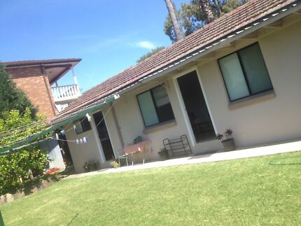 Granny flat to rent with furniture  Ryde Ryde Area Preview